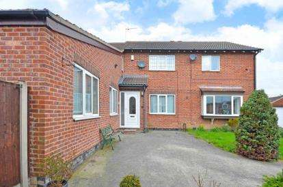 4 Bedrooms Semi Detached House for sale in Blackdown Close, Waterthorpe, Sheffield, South Yorkshire