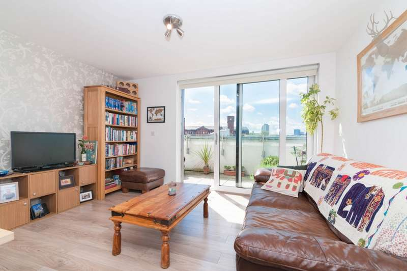 2 Bedrooms Flat for sale in Fortius Apartments, Tredegar Road, Bow, E3