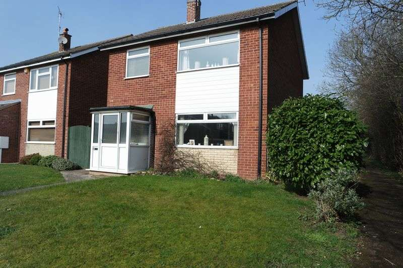 3 Bedrooms Detached House for sale in Milldale Road, Farnsfield