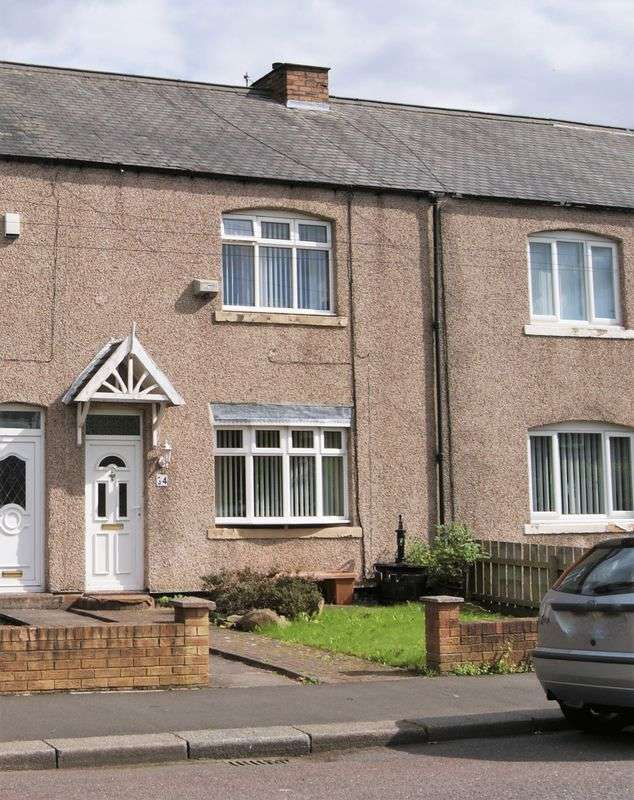 3 Bedrooms Terraced House for sale in Bristol Street, New Hartley