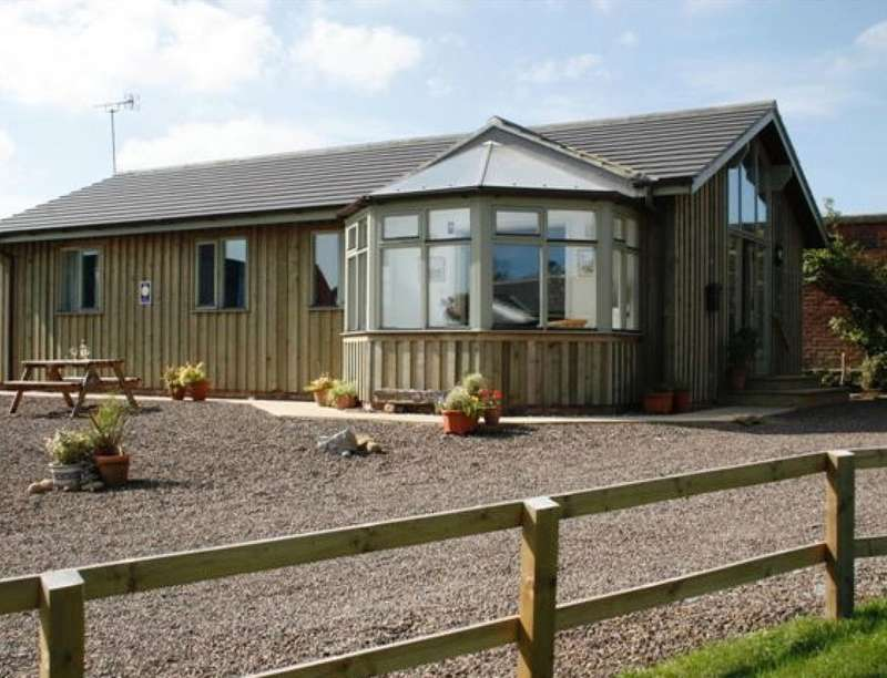 3 Bedrooms Detached Bungalow for sale in Eastfield Hall, Nr Warkworth, NE65