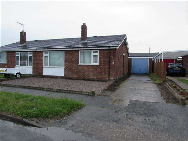 2 Bedrooms Bungalow for sale in Camborne Road, Kesgrave, Ipswich