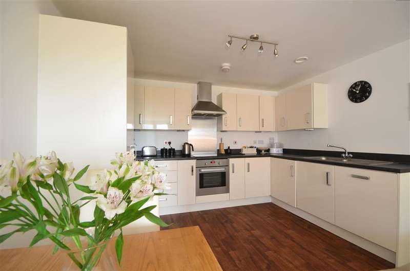 2 Bedrooms Apartment Flat for sale in John Rennie Road, Chichester, West Sussex