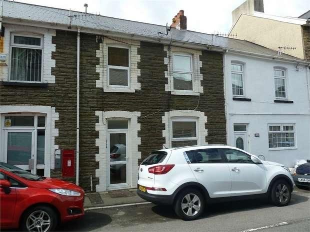 3 Bedrooms Terraced House for sale in Jersey Road, Blaengwynfi, Port Talbot, West Glamorgan