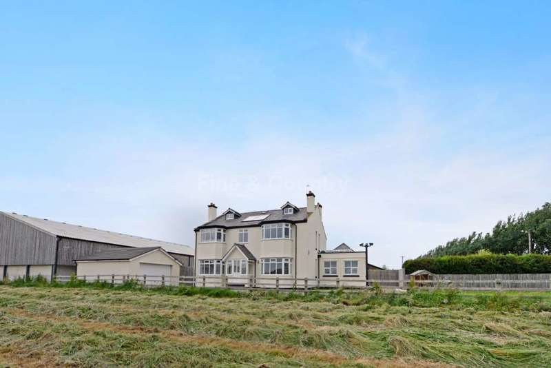 5 Bedrooms Farm House Character Property for sale in North End Lane, Hightown