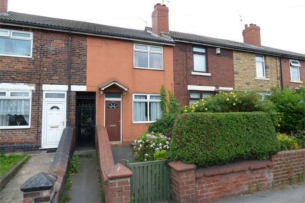 2 Bedrooms Terraced House for sale in St Anns Road, Rotherham, South Yorkshire
