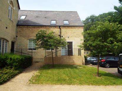 2 Bedrooms Maisonette Flat for sale in Hertfordshire Wing, Kingsley Avenue, Hitchin, Bedfordshire