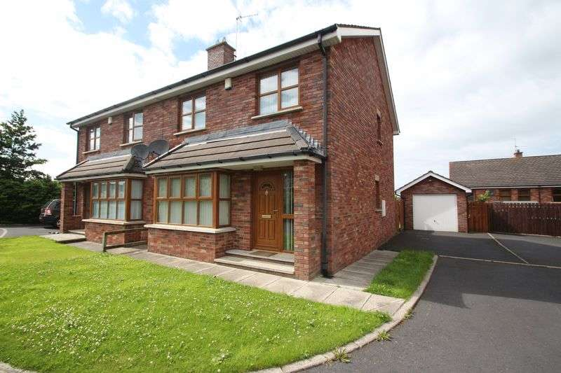 3 Bedrooms Semi Detached House for sale in 78 Belfast Road, Dollingstown