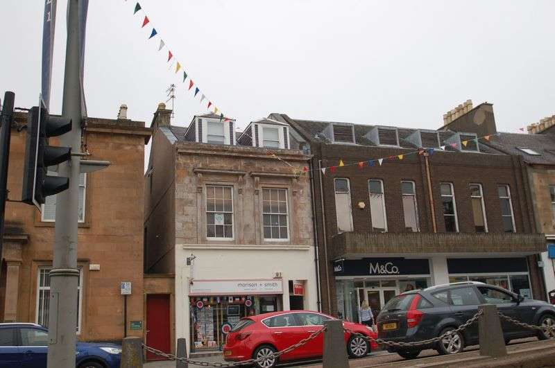 1 Bedroom Flat for sale in High Street, Lanark