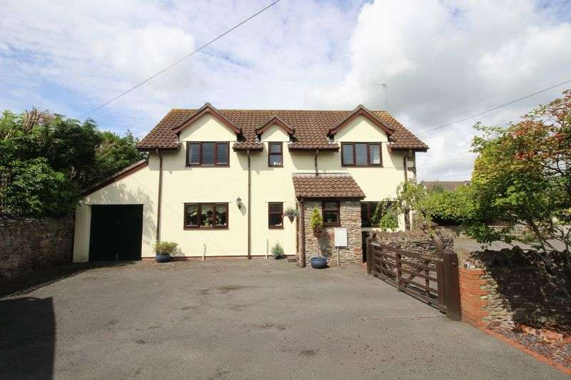 3 Bedrooms Detached House for sale in The Courtyard, Watery Lane, Nailsea