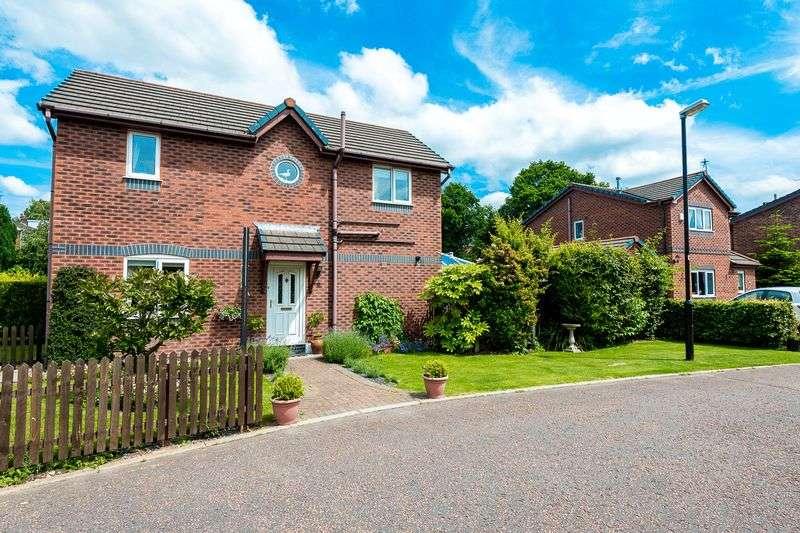 3 Bedrooms Detached House for sale in Langton Close, Eccleston