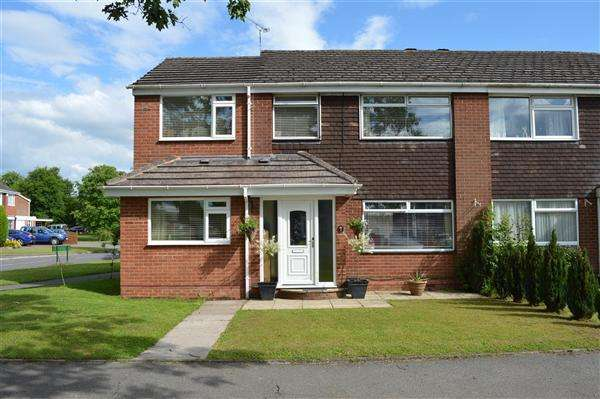 4 Bedrooms Semi Detached House for sale in Brookside, Cheswick Green, Solihull