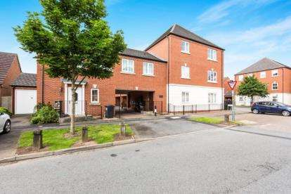 1 Bedroom Flat for sale in Ratcliffe Avenue, Birmingham, West Midlands