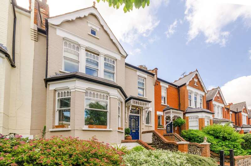 5 Bedrooms House for sale in Dukes Avenue, Muswell Hill, N10