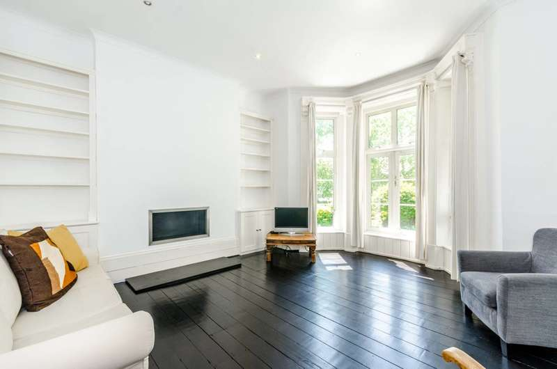 3 Bedrooms Maisonette Flat for sale in St Albans Villas, Dartmouth Park, NW5