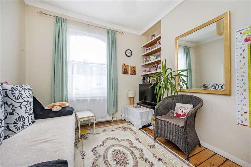 1 Bedroom Flat for sale in Shorrolds Road, Fulham, London