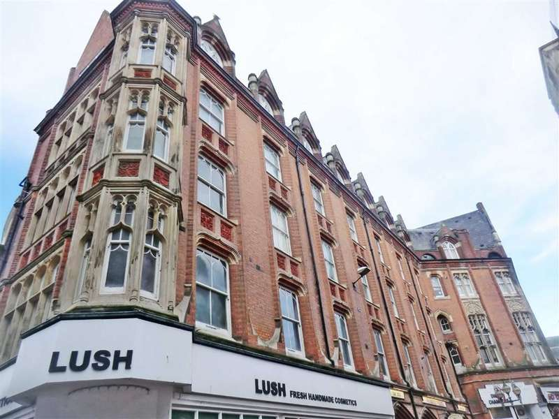 2 Bedrooms Flat for sale in Digby Chambers, Bournemouth, Dorset