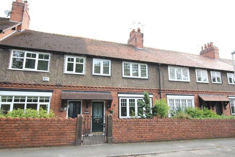 2 Bedrooms Terraced House for sale in Well Lane, Ness, Neston, Cheshire