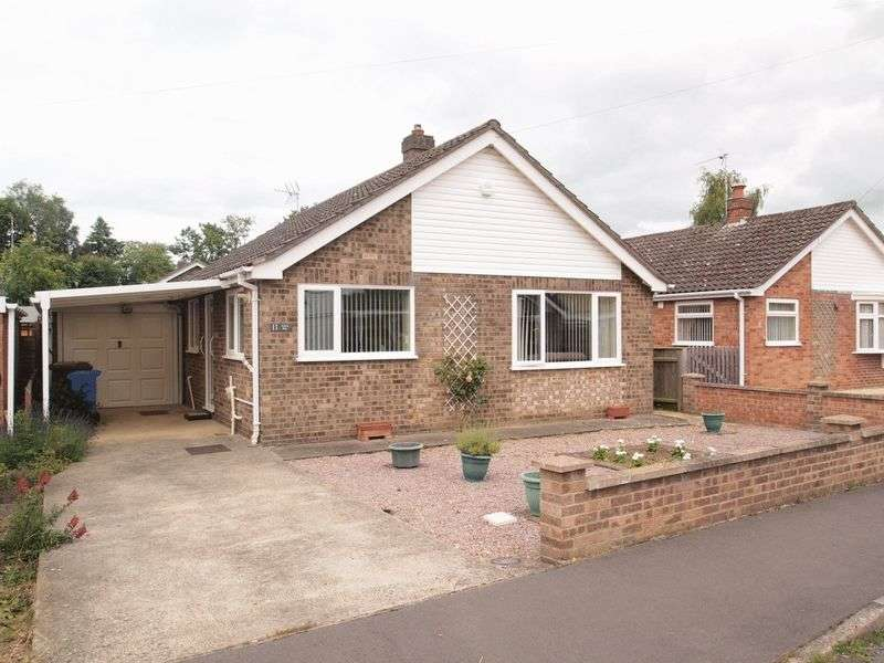 2 Bedrooms Detached Bungalow for sale in Acacia Way, Boston