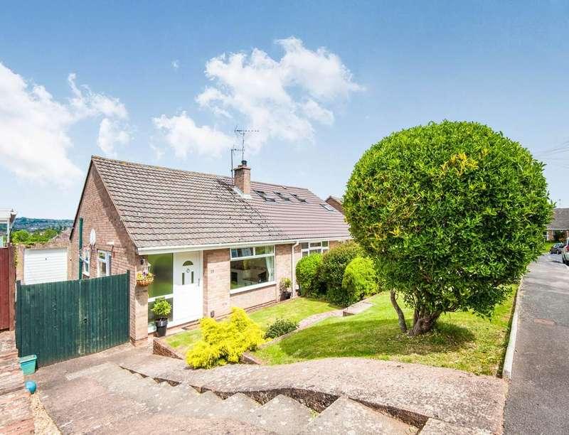 3 Bedrooms Semi Detached Bungalow for sale in Sullivan Road, Exeter, EX2