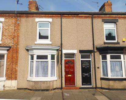2 Bedrooms Terraced House for sale in Easson Road, Darlington