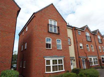 1 Bedroom Flat for sale in Archers Walk, Stoke-On-Trent, Staffordshire