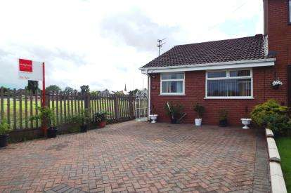 1 Bedroom Bungalow for sale in Ripon Close, Newton-Le-Willows, Merseyside