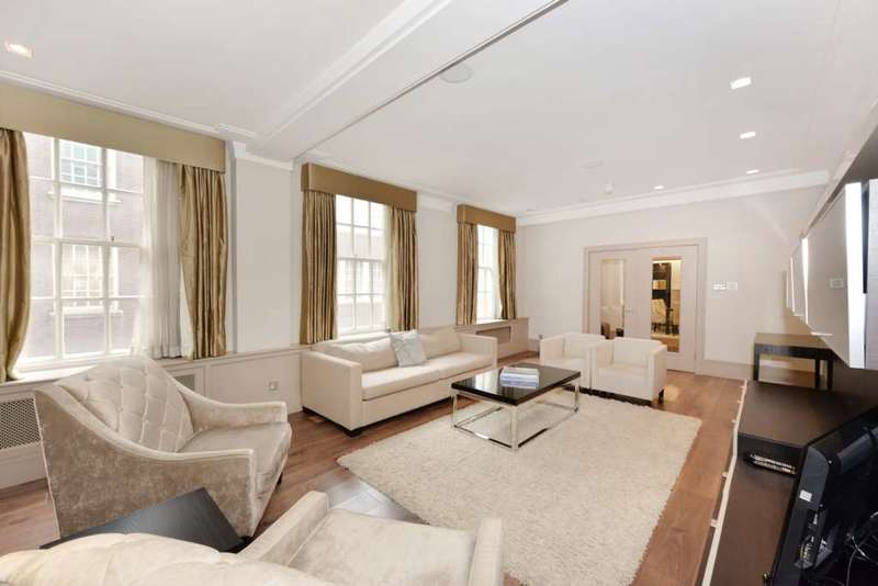 3 Bedrooms Apartment Flat for sale in Hereford House, Mayfair W1K
