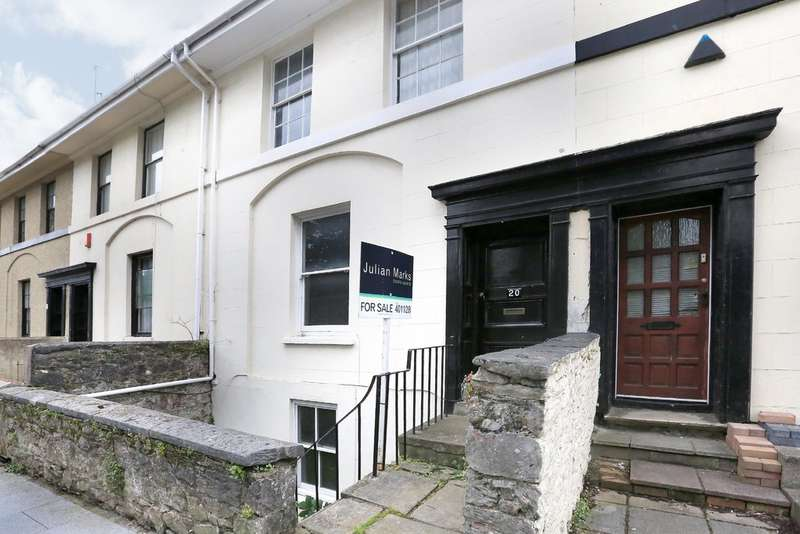 6 Bedrooms Terraced House for sale in Stonehouse, Plymouth