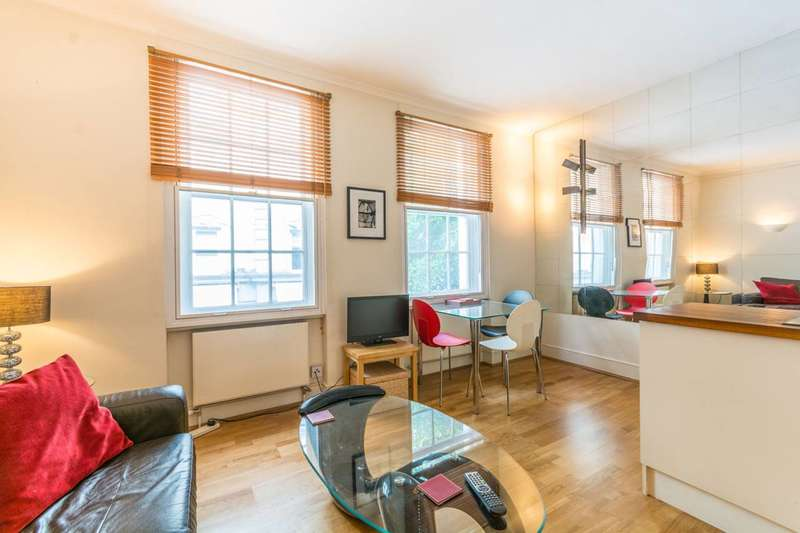 1 Bedroom Flat for sale in Seven Dials Court, Covent Garden, WC2H