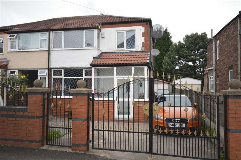 3 Bedrooms Property for sale in Taylor Street, Prestwich, Manchester
