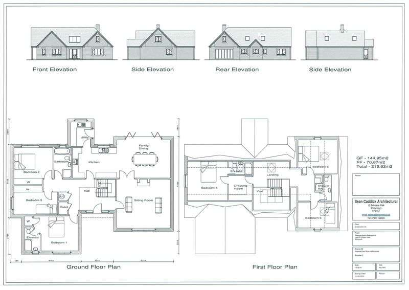 Land Commercial for sale in Plot 7, Whitchurch