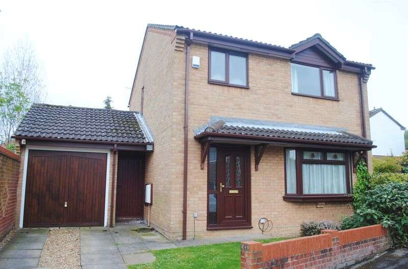 3 Bedrooms Detached House for sale in Adur Close, West End