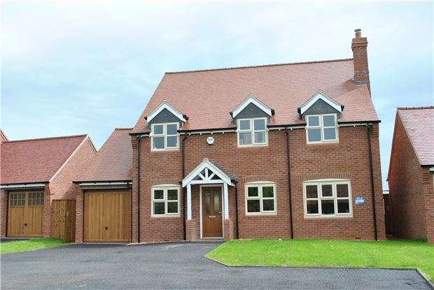 4 Bedrooms Detached House for sale in Banady Lane, Stoke Orchard, Cheltenham, Glos, GL52 7SJ