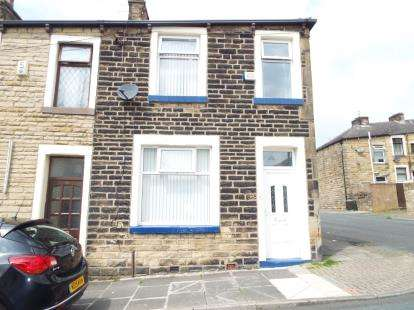 3 Bedrooms End Of Terrace House for sale in Woodbine Road, Burnley, Lancashire, BB12
