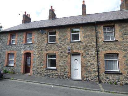2 Bedrooms Terraced House for sale in Bell Cottages, Penmaenmawr, Conwy, LL34