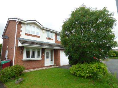 4 Bedrooms Detached House for sale in Granborne Chase, Liverpool, Merseyside, L32