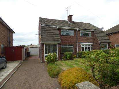 3 Bedrooms Semi Detached House for sale in Buckingham Road, Maghull, Liverpool, Merseyside, L31