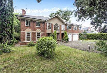 6 Bedrooms Detached House for sale in Western Way, Darras Hall, Ponteland, Northumberland, NE20