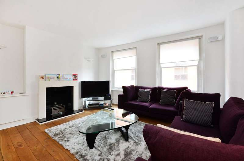 3 Bedrooms Maisonette Flat for sale in Bedfordbury, Covent Garden, WC2N