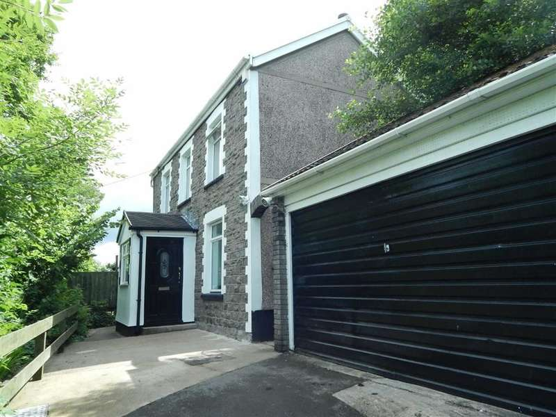 3 Bedrooms Property for sale in Llantrisant Road, Pontypridd, Rhondda Cynon Taff