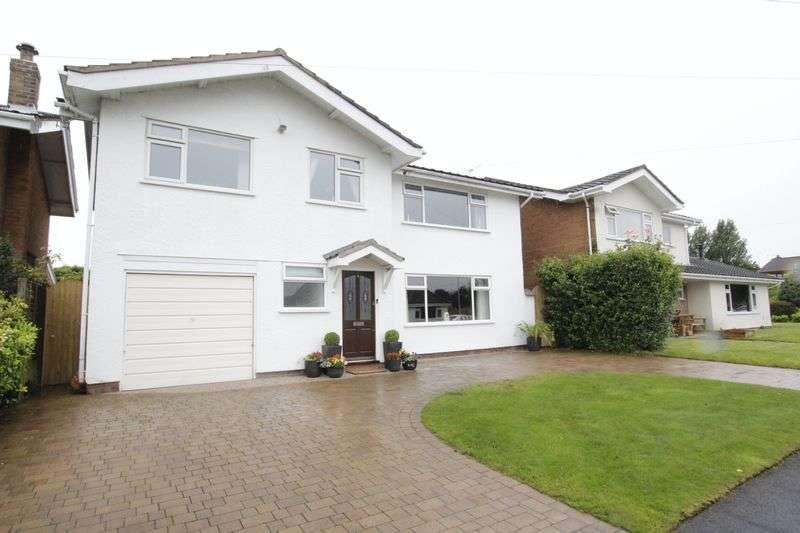 4 Bedrooms Detached House for sale in Kestrel Road, Barnston