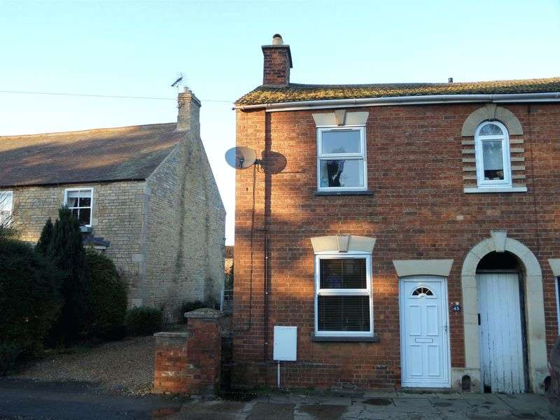 3 Bedrooms Semi Detached House for sale in Main Street, Baston