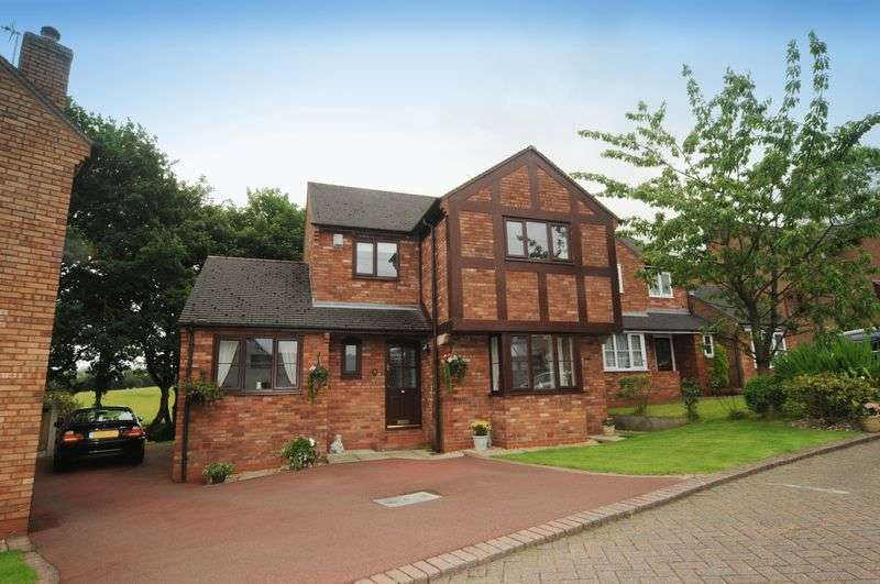 4 Bedrooms House for sale in Churchwood View, Lymm