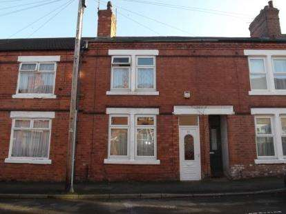2 Bedrooms Terraced House for sale in Goldsmith Street, Mansfield, Nottinghamshire