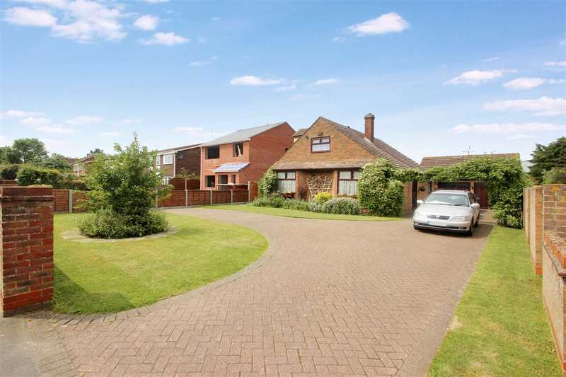 4 Bedrooms Bungalow for sale in London Road, Copford, Colchester
