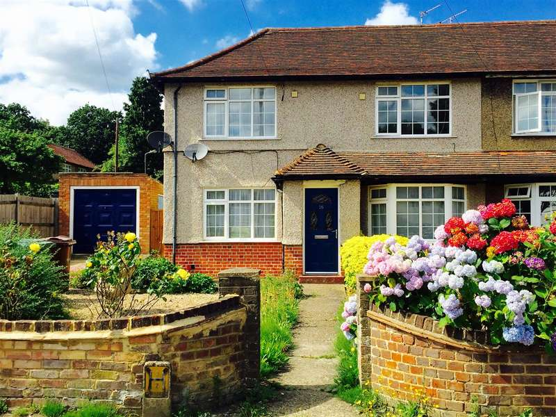 4 Bedrooms Semi Detached House for sale in Brookshill Avenue, HARROW
