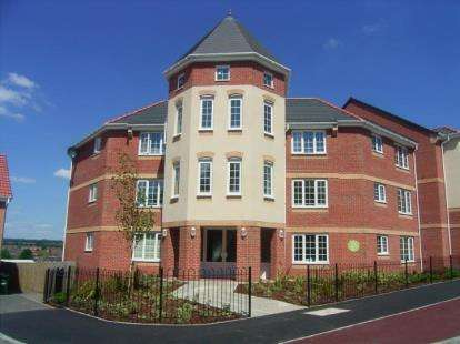 2 Bedrooms Flat for sale in Kingswell Avenue, Arnold, Nottingham