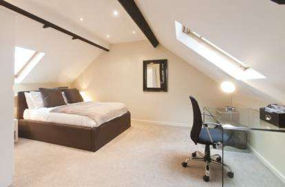 1 Bedroom Flat for sale in Pecketts Loft, Lady Pecketts Yard, York