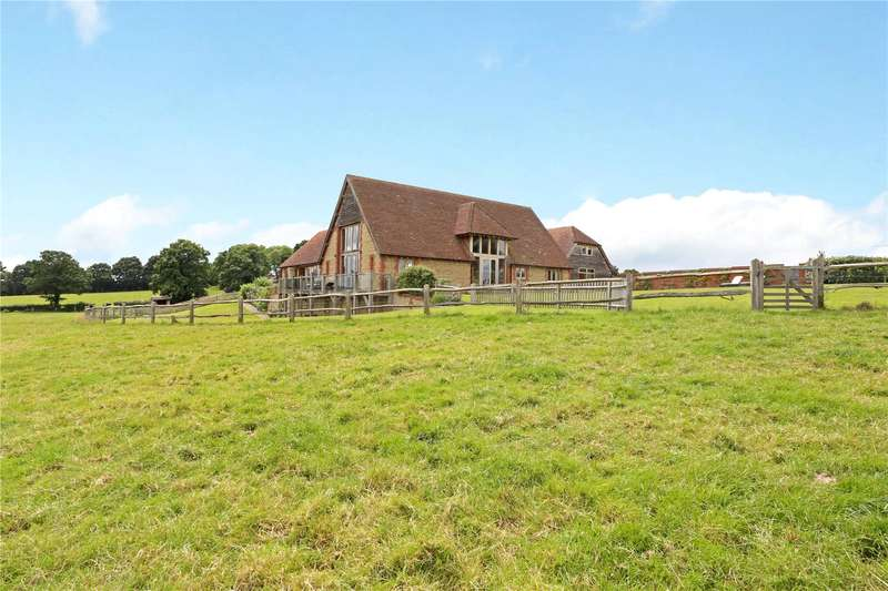 5 Bedrooms Detached House for sale in Wisborough Green, Billingshurst, West Sussex, RH14